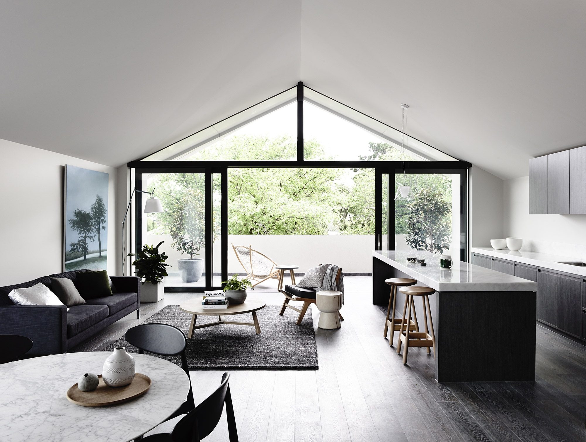Apartment Architects Interior Designers Bayside 55 New St Brighton Rob Mills Architects